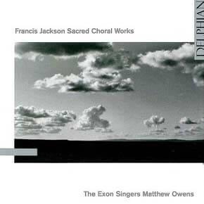 Francis Jackson Sacred Choral Works
