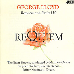 George Lloyd (1913-1998) - Requiem and Psalm 130 - SOLD OUT