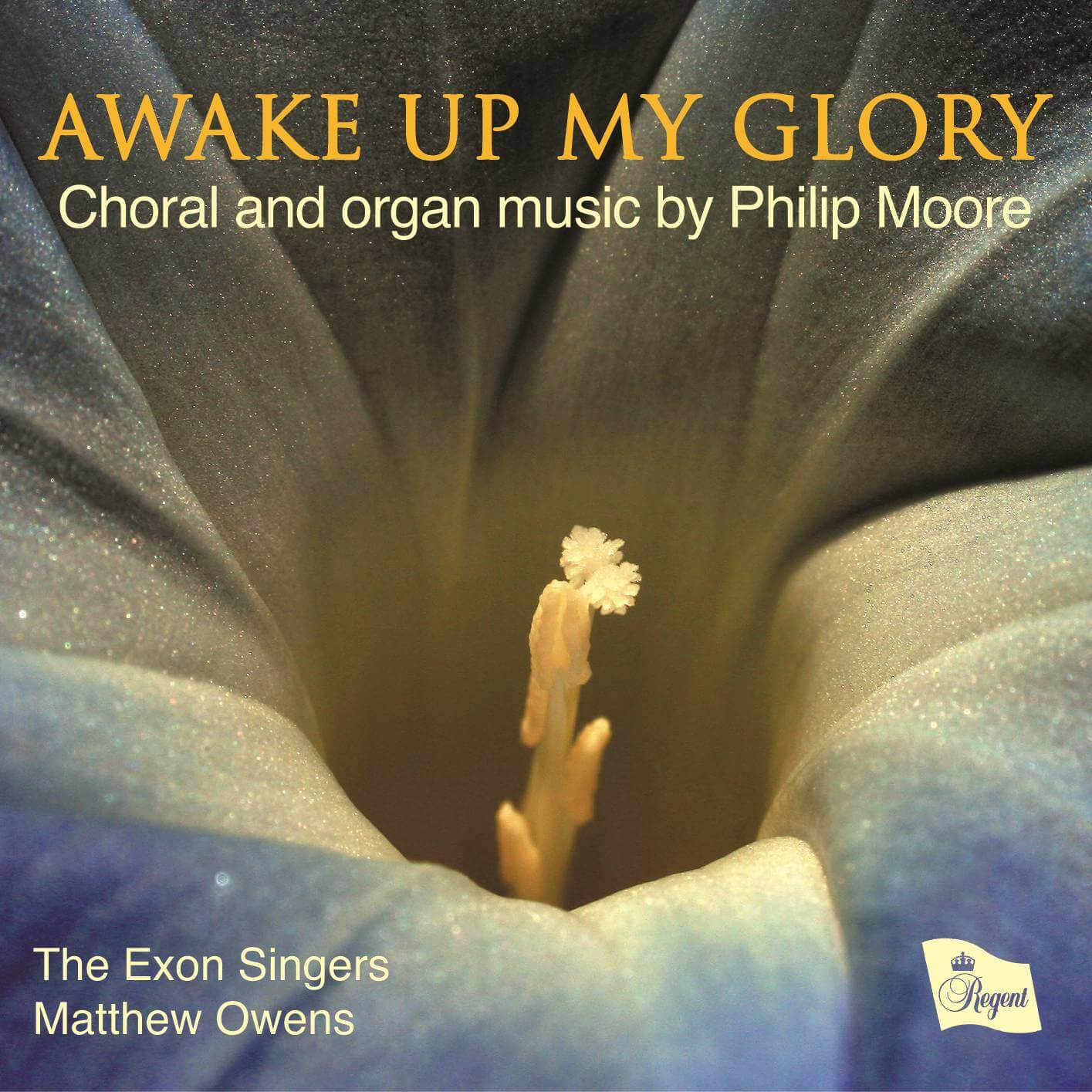 Awake up my glory - choral and organ music by Philip Moore